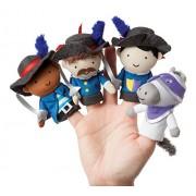 Manhattan Toy Story time burattini moschettiere Mates Finger