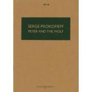 Peter and the Wolf/Pedro y El Lobo, Opus 67 by Sergei Prokofiev