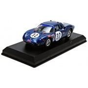 Best Model - 9563 - Véhicule Miniature - Modèle À L'échelle - Ferrari 250 Lm - 24h Di Daytona 1967 - Echelle 1/43
