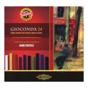 Művészeti olajpasztell kréta Koh-i-noor Gioconda 8114 24 db-os klt.