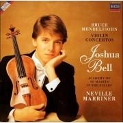 Joshua Bell - Bruch, Mendelssohn, Mozart Violin Concertos (CD)