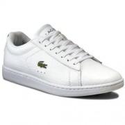 Sneakersy LACOSTE - Carnaby Evo G316 8 Spw 7-32SPW0172AKG Wht/Blu
