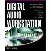 Digital Audio Workstation by Colby Leider