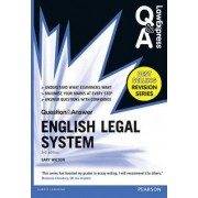 Law Express Question and Answer: English Legal System(Q&A Revision Guide) by Gary Wilson