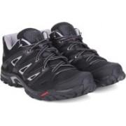 Salomon ESKAPE AERO BLACK/BLACK/PEWTER Trekking and Hiking Shoes(Black)