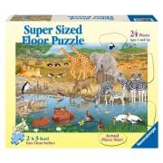Ravensburger African Animals - 24 Piece Floor Puzzle