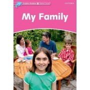Dolphin Readers Starter Level: My Family by Mary Rose