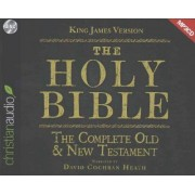 The Holy Bible in Audio - King James Version by David Cochran Heath