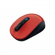Mouse Microsoft Sculpt Mobile Wireless Red