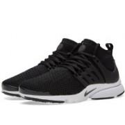 air presto ultra flyknit running shoes Running Shoes(Black)