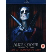 Alice Cooper - Theatre of Death - Live at Hammersmith 2009 (0602527506852) (1 BLU-RAY)