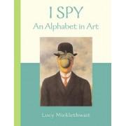 An Alphabet in Art by Lucy Micklethwait