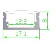 Aluminium LED Profile 02