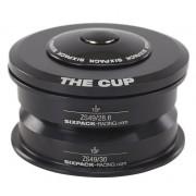 Sixpack The Cup Steuersatz ZS49/28.6 I ZS49/30 black Steuers
