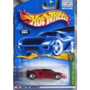 Hot Wheels 2002 Treasure Hunt 4/12 Lotus Project M250 RED #004 by Mattel