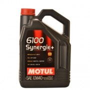 Motul 6100 Synergie+ 10W40 5 Litres Jerrycans