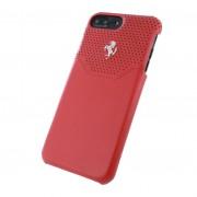 Husa de piele Ferrari Lusso Apple iPhone 7 Plus Red