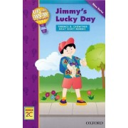 Up and Away Readers: Level 2: Jimmy's Lucky Day: Jimmy's Lucky Day Reader 2C by Terence G. Crowther