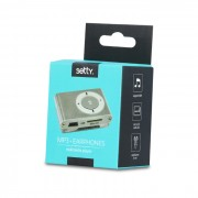 MP3 Player Setty Argintiu Blister