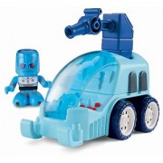 Fisher-Price TRIO DC Super Friends Mr. Freeze and Ice Sled