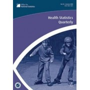 Health Statistics Quarterly: Winter 2008 No. 40 by Office for National Statistics
