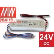 Trafo 24V, 100W, vodeodolné, Mean Well