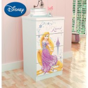 Comoda copii sertare multiple Rapunzel