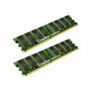 Kingston Specifica di Sistema 4 GB ( 2 x 2 GB ), DIMM 184-pin, DDR, 400 MHz, for Apple Xserve G5 2GHz/Dual 2GHz