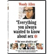 EVERYTHING YOU ALWAYS WANTED TO KNOW ABOUT SEX DVD 1972