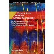 Value at Risk and Bank Capital Management by Francesco Saita