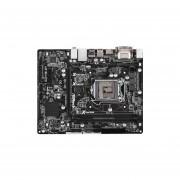 ASRock Micro ATX DDR3 1066 LGA 1150 Motherboard H81M-HDS