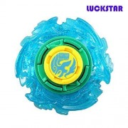 LUCKSTAR(TM) Latest Top Rapidity Spinning Battle Top Spin Toy for Kids Child Boys-Blue