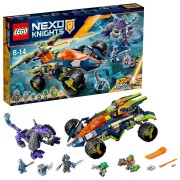 Lego® Nexo Knights Aarons bergsklättare 70355