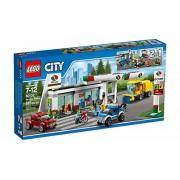 Lego - 60132 - City - La Station-service