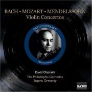 Bach/ Mendelssohn - Violin Concertos (0747313324620) (1 CD)