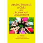 Applied Research in Child and Adolescent Development by Valerie Maholmes