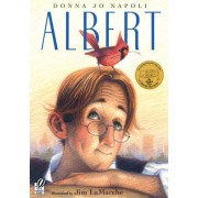 Albert by Professor of Linguistics Donna Jo Napoli