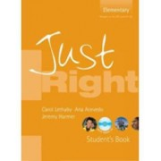 Just Right - Elementary: Elementary Level British English Version by Carol Lethaby
