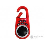 Boxă portabilă ION CLIPSTER Bluetooth cu clip, roșu