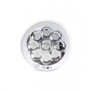 Plafoniera LED cu Senzor 6W 22x22cm Rotunda Tinko TKOSHB60