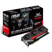 Asus Radeon GPU STRIX-R9390-DC3-8GD5-GAMING scheda grafica (PCIe 3,0, 6000 mhz, 8 GB GDDR5, 1000 mhz, 3 x DP, DVI-D, HDMI)