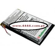 Bateria Creative Zen Vision M 1700mAh 6.3Wh Li-Polymer 3.7V