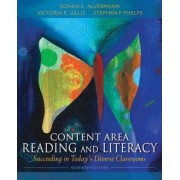 Content Area Reading and Literacy by Donna E. Alvermann