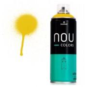 Spray Nou Colors 400ml Mostarda Escura