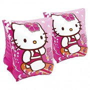 Intex 56656.0 - Braccioli Hello Kitty, 23 x 15 cm