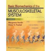 Basic Biomechanics of the Musculoskeletal System by Margareta Nordin