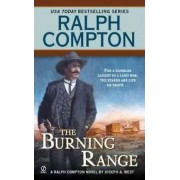 The Burning Range by Ralph Compton