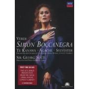 Kiri Te Kanawa, Alexandru Agache, Roberto Scandiuzzi - Verdi: Simon Boccanegra (DVD)