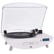 Pick-up Thomson TT401CD, CD/Mp3 Player, Radio FM (Alb)