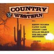 Artisti Diversi - Country & Western -38tr- (0090204779727) (3 CD)